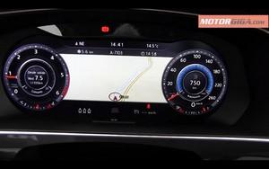 Foto Interiores Volkswagen Tiguan-prueba Suv Todocamino 2016