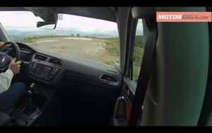 Foto Salpicadero Volkswagen Tiguan-prueba Suv Todocamino 2016