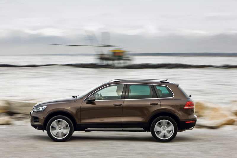 Foto Perfil Volkswagen Touareg Suv Todocamino 2010