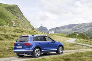 Foto Exteriores (12) Volkswagen Touareg Suv Todocamino 2014