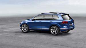 Foto Exteriores (3) Volkswagen Touareg Suv Todocamino 2014
