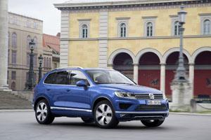 Foto Exteriores (5) Volkswagen Touareg Suv Todocamino 2014