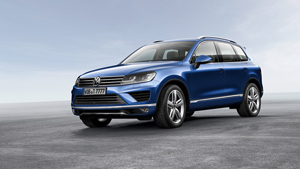 Foto Lateral Volkswagen Touareg Suv Todocamino 2014