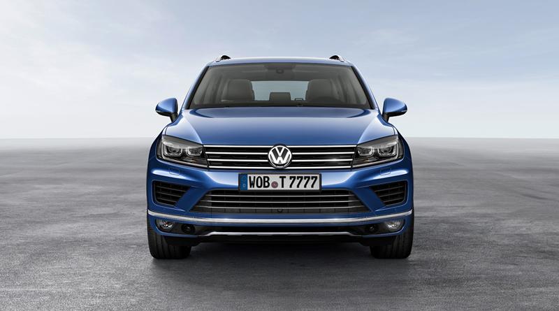 Foto Exteriores (1) Volkswagen Touareg Suv Todocamino 2014