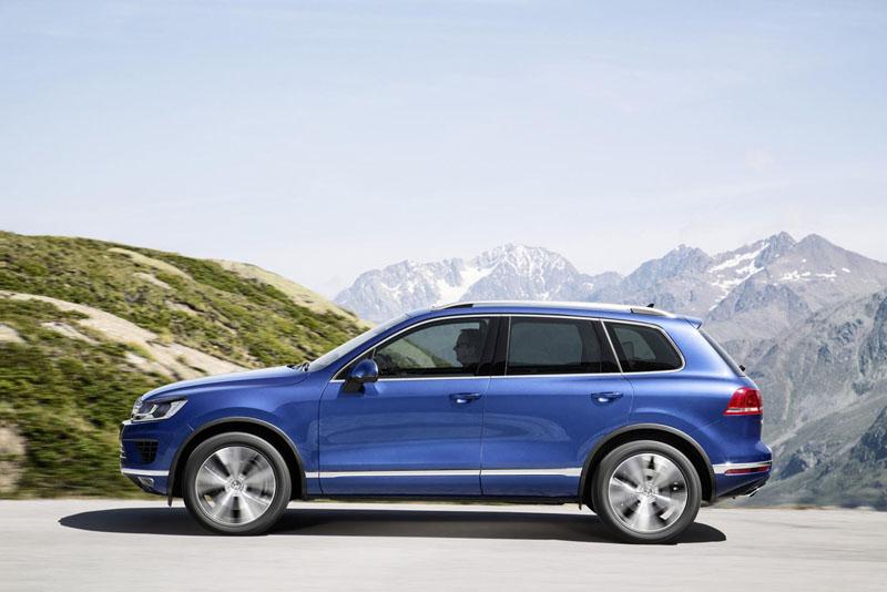 Foto Exteriores Volkswagen Touareg Suv Todocamino 2014