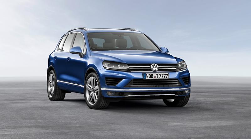 Foto Perfil Volkswagen Touareg Suv Todocamino 2014
