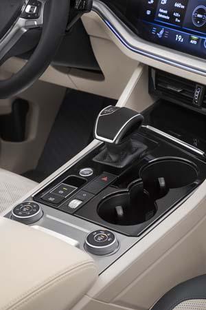 Foto Detalles (5) Volkswagen Touareg Suv Todocamino 2018