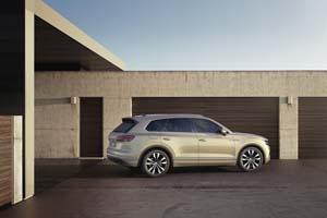 Foto Exteriores (1) Volkswagen Touareg Suv Todocamino 2018