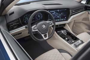 Foto Interiores (5) Volkswagen Touareg Suv Todocamino 2018
