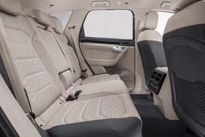 Foto Interiores (7) Volkswagen Touareg Suv Todocamino 2018