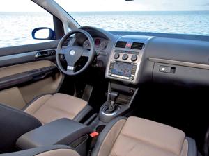 Foto Salpicadero Volkswagen Touran Monovolumen 2007