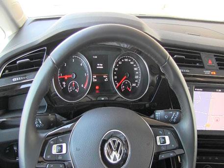 Foto Detalles Volkswagen Touran Monovolumen 2015