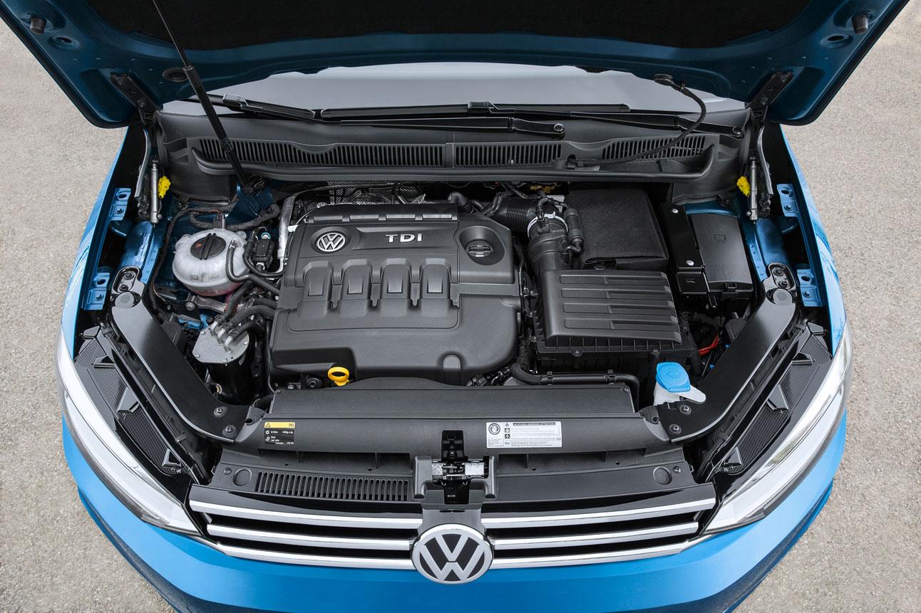 Foto Tecnicas Volkswagen Touran Monovolumen 2015