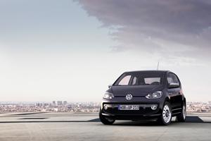 Foto Exteriores_02 Volkswagen Up Dos Volumenes 2011
