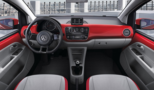 Foto Interiores_01 Volkswagen Up Dos Volumenes 2011