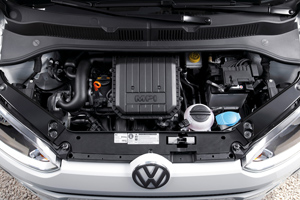 Foto volkswagen up 2011