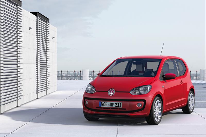 Nuevo Volkswagen up! con cambio automático