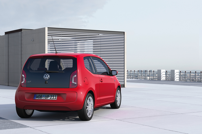 Foto Exteriores_54 Volkswagen Up Dos Volumenes 2011