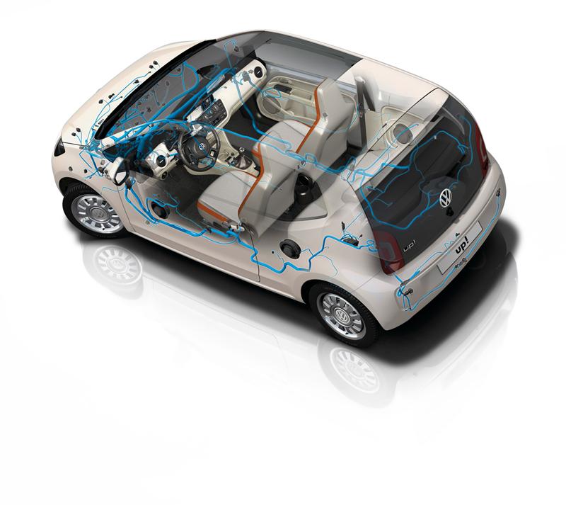 Foto Tecnicas_03 Volkswagen Up Dos Volumenes 2011