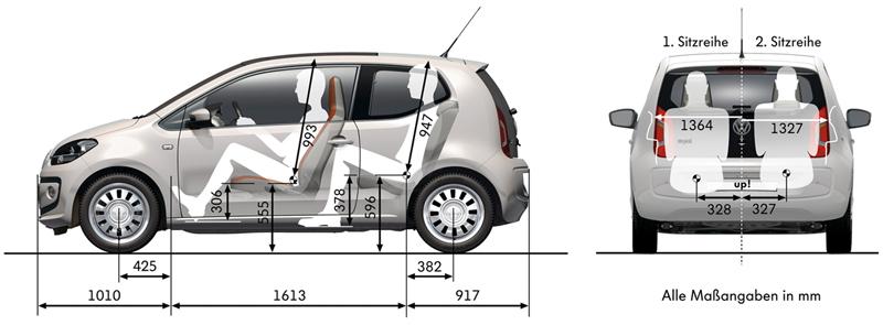 Foto Tecnicas_06 Volkswagen Up Dos Volumenes 2011