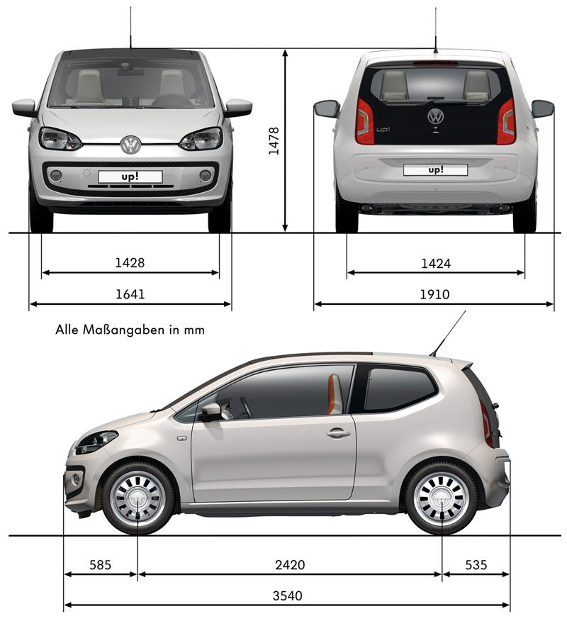 Foto Tecnicas_09 Volkswagen Up Dos Volumenes 2011