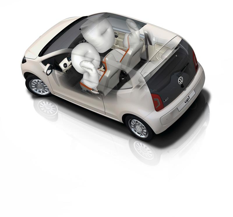Foto Tecnicas_11 Volkswagen Up Dos Volumenes 2011