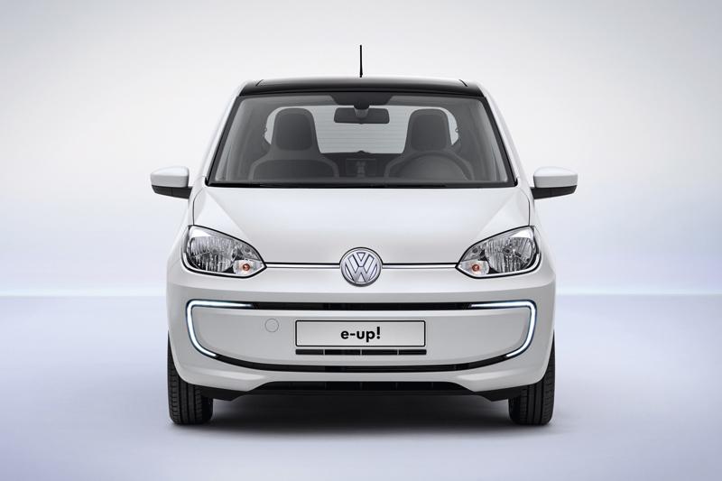 Volkswagen e-up! en el Salón de Barcelona 2013