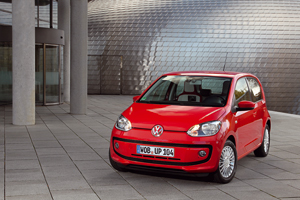 Foto volkswagen up-eco 2012