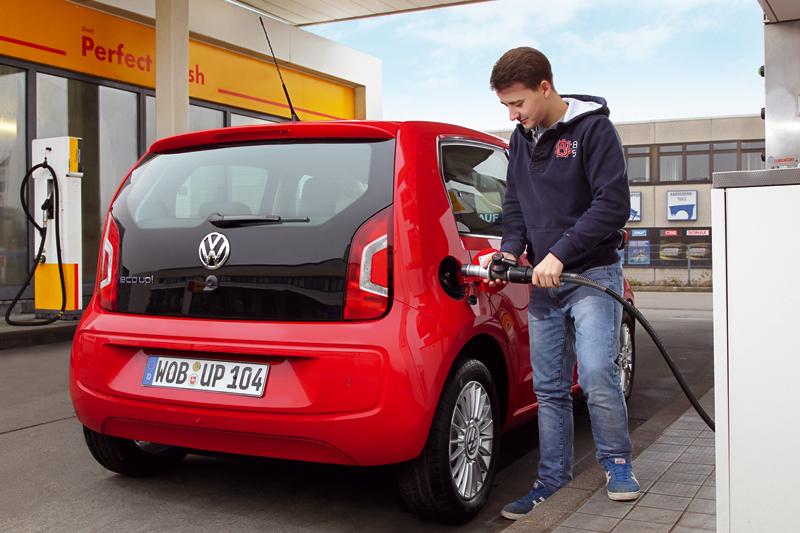 Volkswagen eco up! 2012