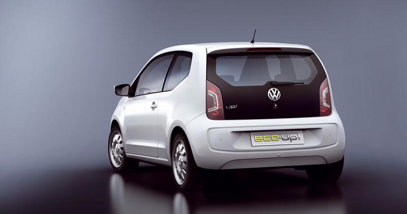 Foto Exteriores Volkswagen Up Eco Dos Volumenes 2012