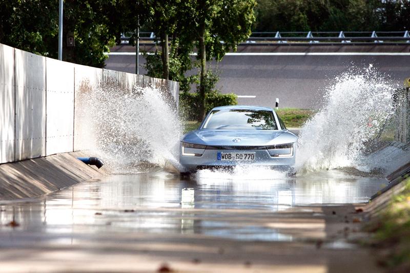 Foto Exteriores Volkswagen Xl1 Cupe 2013