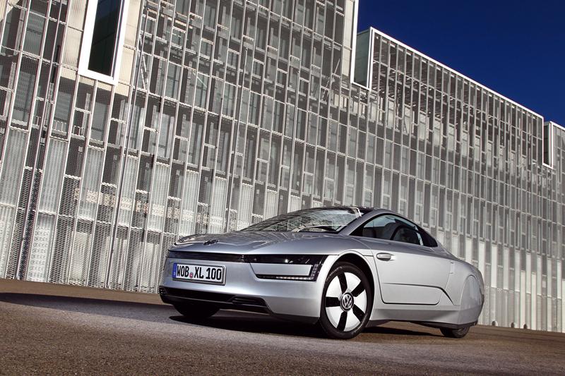 Foto Perfil Volkswagen Xl1 Cupe 2013