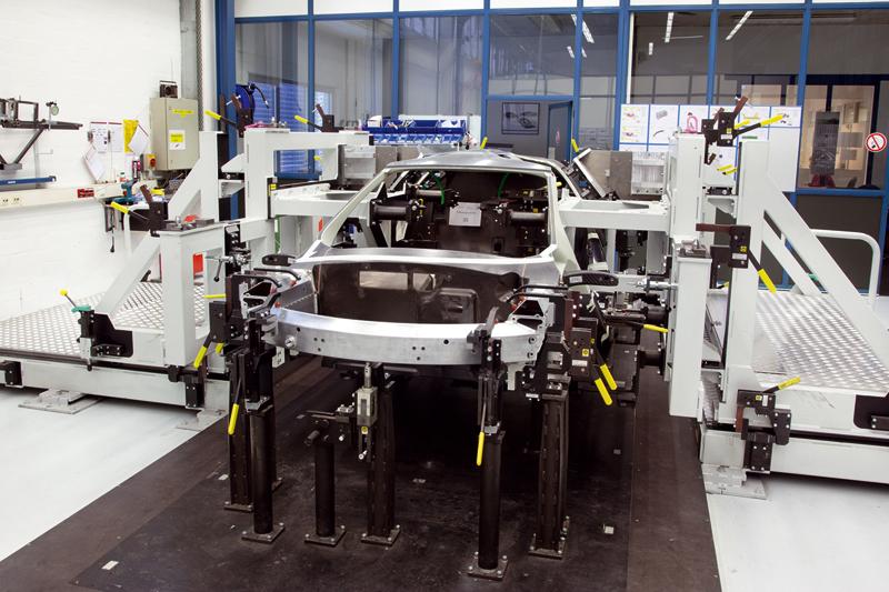 Foto Tecnicas Volkswagen Xl1 Cupe 2013