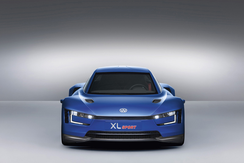 Foto Delantera Volkswagen Xlsport Concept 2014
