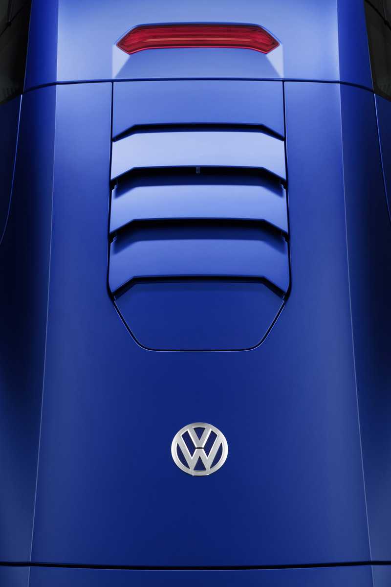 Foto Detalle Volkswagen Xlsport Concept 2014