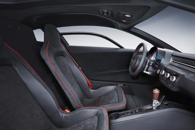 Foto Interior Volkswagen Xlsport Concept 2014