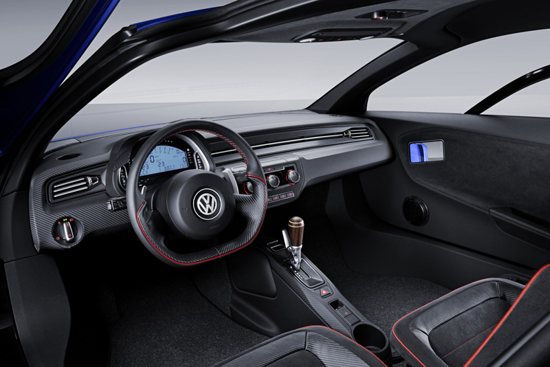 Foto Salpicadero Volkswagen Xlsport Concept 2014