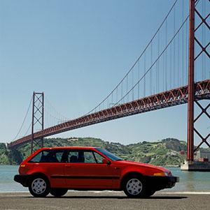 Foto Exteriores (10) Volvo 480-se Cupe 1986