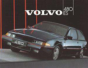 Foto Exteriores (14) Volvo 480-se Cupe 1986