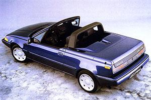 Foto Exteriores (16) Volvo 480-se Cupe 1986