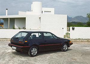 Foto Exteriores (4) Volvo 480-se Cupe 1986