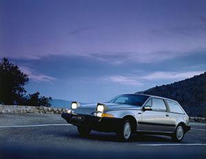 Foto Exteriores (7) Volvo 480-se Cupe 1986