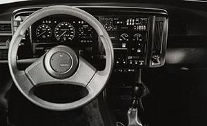Foto Salpicadero Volvo 480-se Cupe 1986