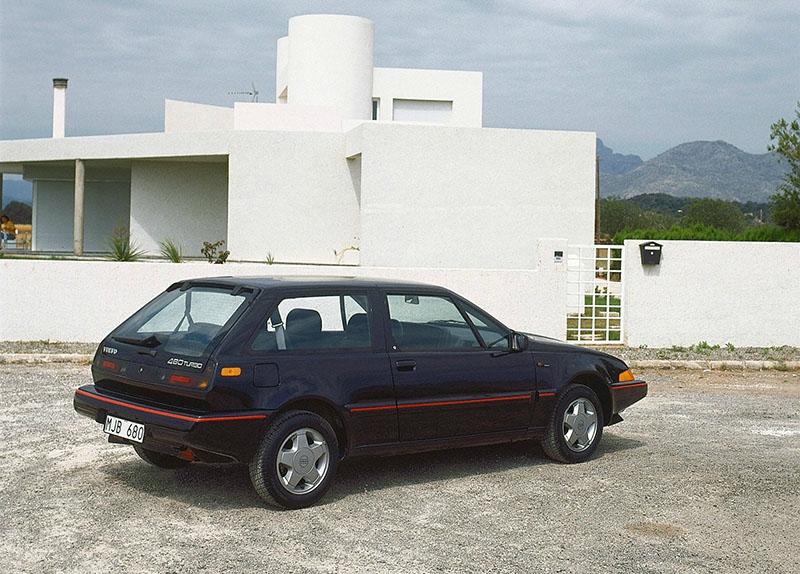 Foto Exteriores Volvo 480 Se Cupe 1986