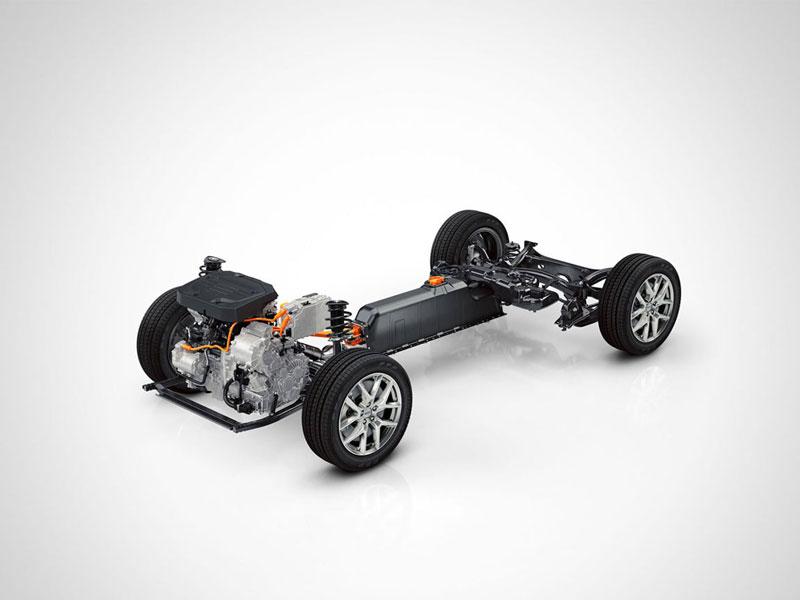 La plataforma CMA de Volvo será el alma de varios modelos compactos futuros