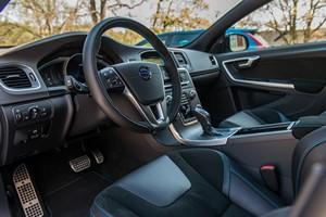 Foto Salpicadero Volvo S60-polestar Sedan 2017