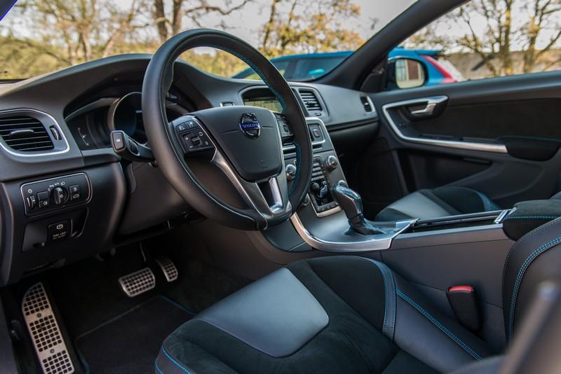 Foto Salpicadero Volvo S60 Polestar Sedan 2017
