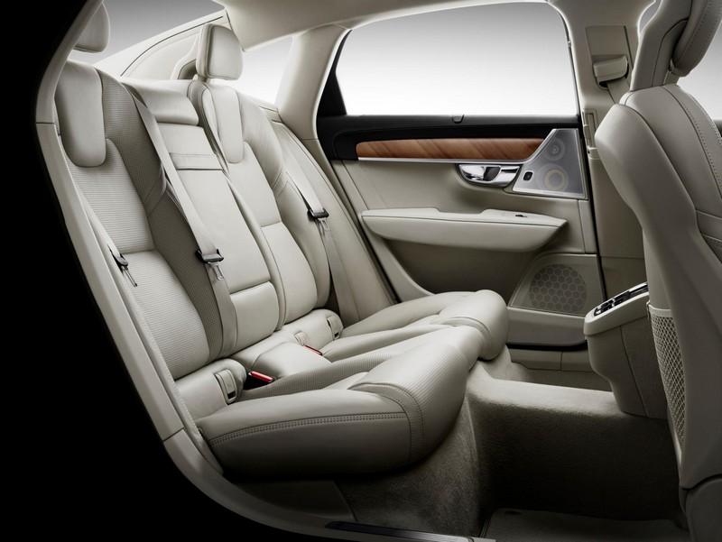 Foto Interiores Volvo S90 Sedan 2016