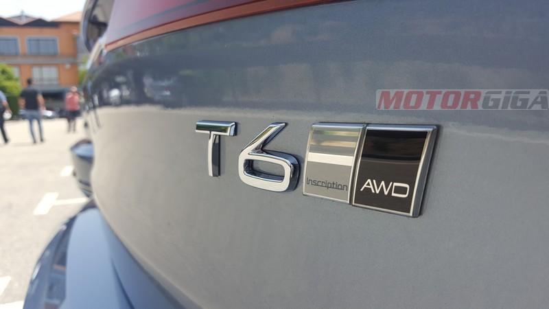 Foto Detalles Volvo S90 V90 Presentacion Berlina 2016