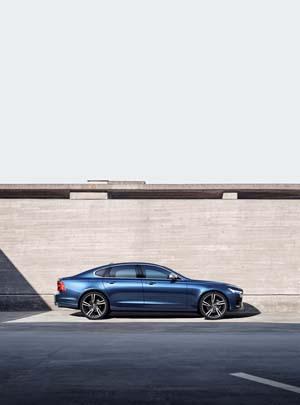 Foto Exteriores (2) Volvo S90-r-design Sedan 2017